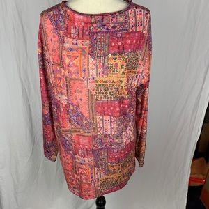 Antrim batik Dress